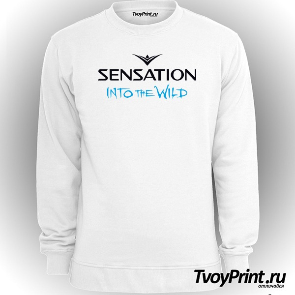 Свитшот Sensation into the wild