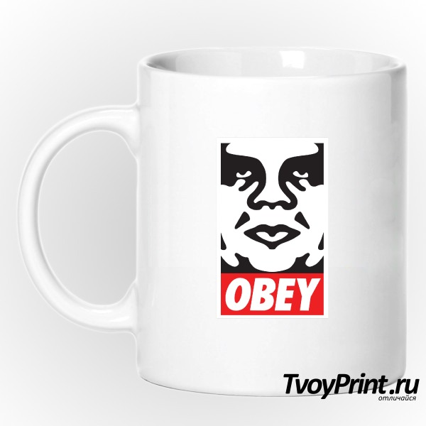 Кружка Obey