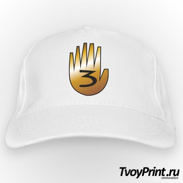 Бейсболка шестипалая рука Гравити фолз