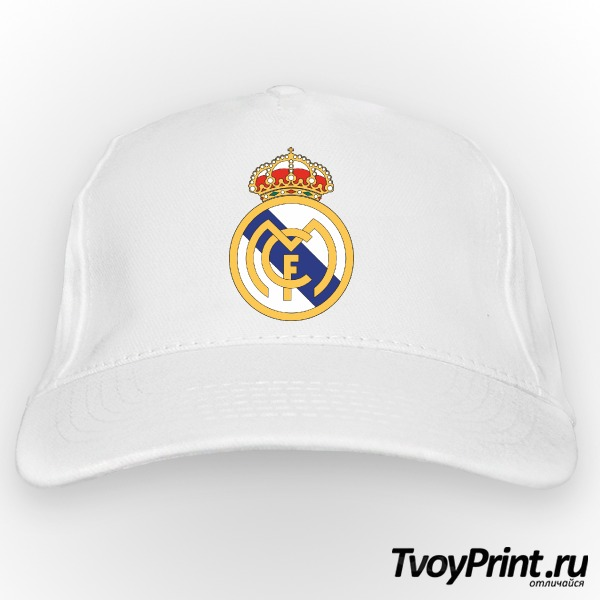 Бейсболка Real-Madrid