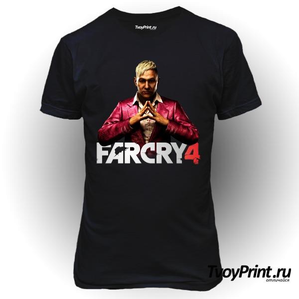 Футболка Far Cry 4 Босс