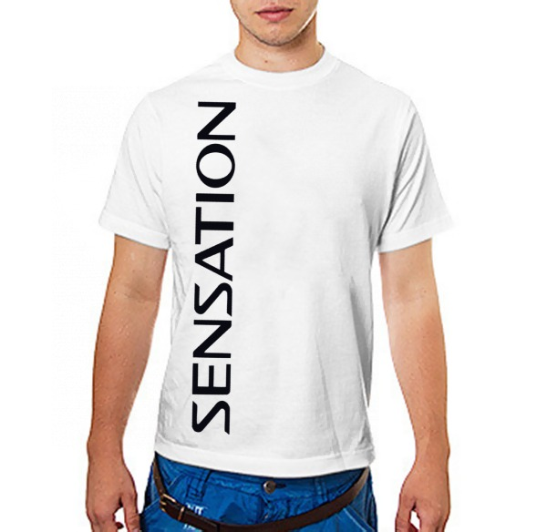 Футболка Sensation (S21)