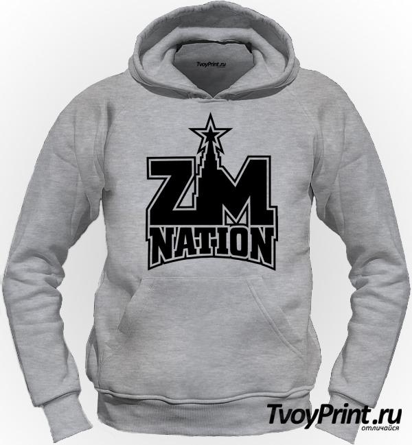 Толстовка ZM nation