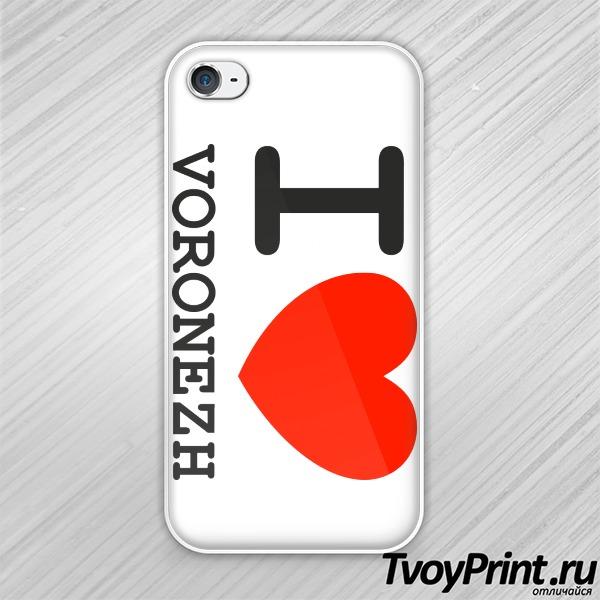 Чехол iPhone 4S Воронеж