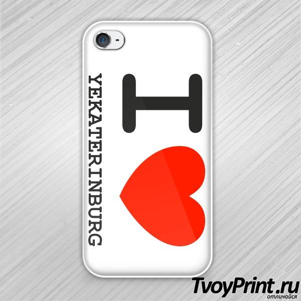 Чехол iPhone 4S Екатеринбург