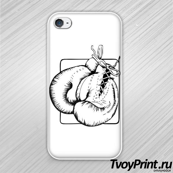 Чехол iPhone 4S BOXING (1)