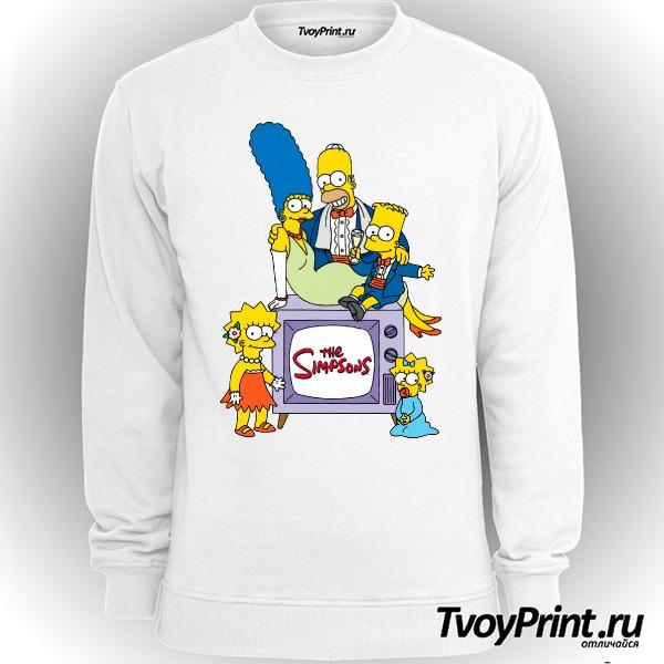 Свитшот Simpsons Симпсоны
