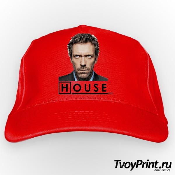 Бейсболка Доктор Хаус (Dr House)