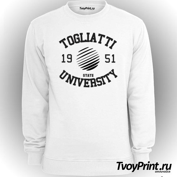 Свитшот вуза Тольятти: ТГУ
