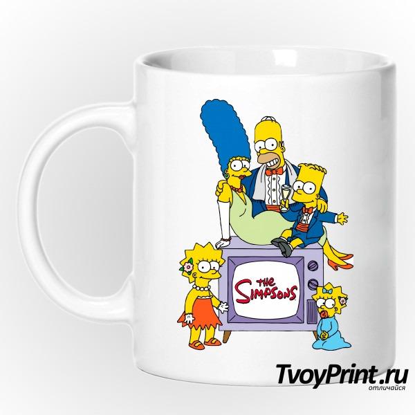 Кружка Simpsons Симпсоны