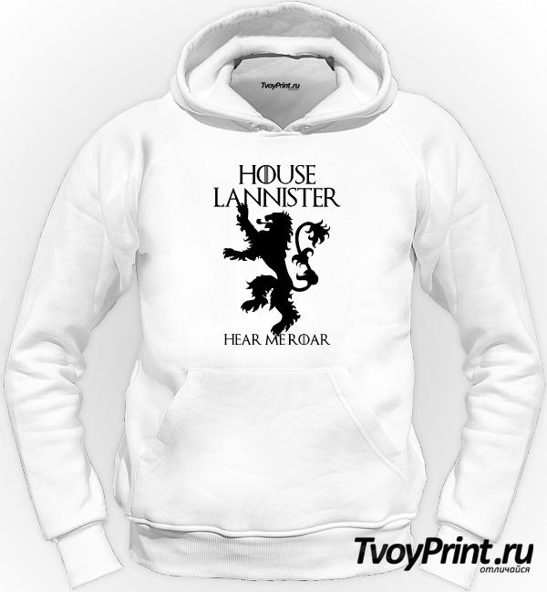 Толстовка House Lannister
