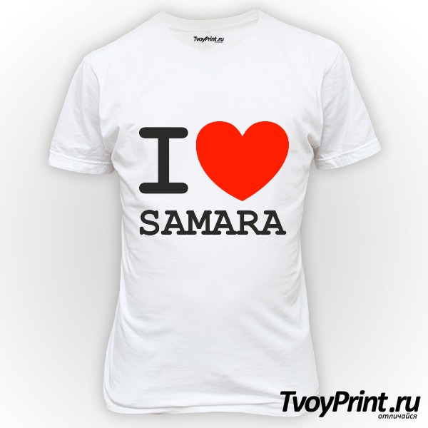 Футболка Самара