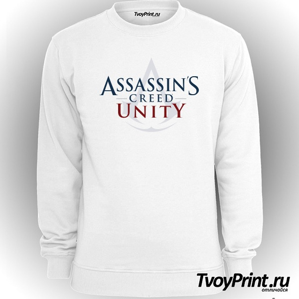 Свитшот Assassins creed unity