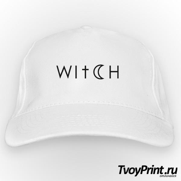 Бейсболка Witch
