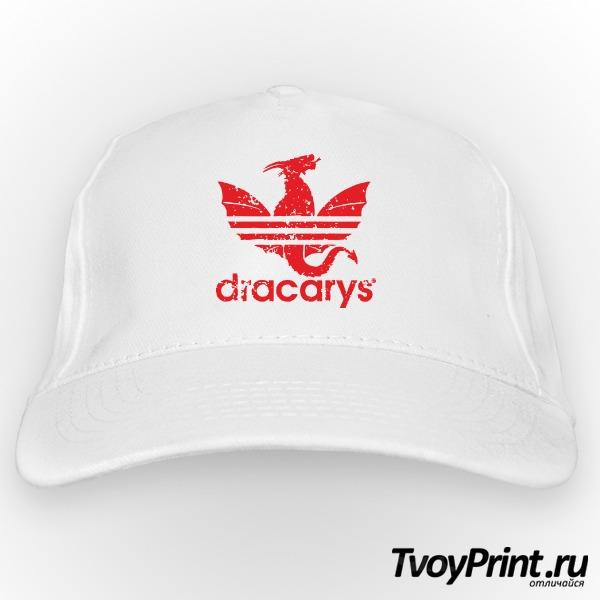 Бейсболка dracarys