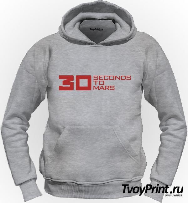 Толстовка 30 seconds to mars