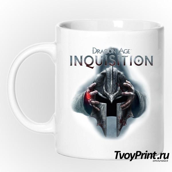Кружка Dragon Age Inquisition Шлем