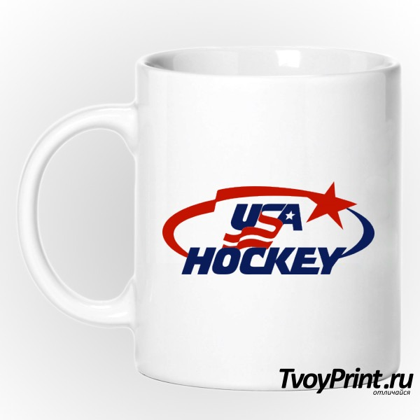 Кружка USA Hockey