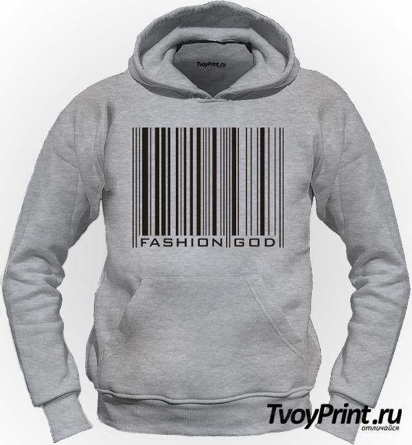Толстовка Fashion God