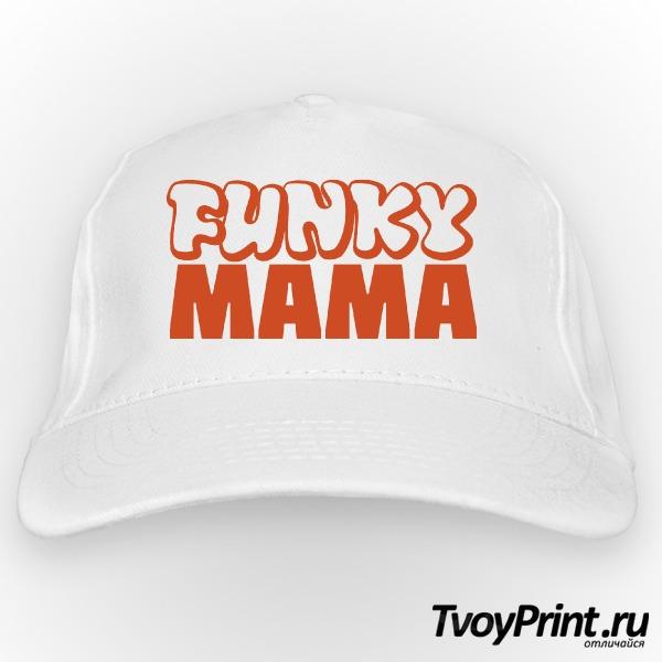 Бейсболка Funky МАМА (жен.)