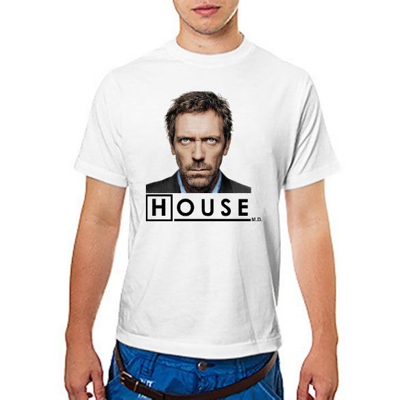 Футболка Доктор Хаус (Dr House)