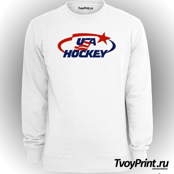 Свитшот USA Hockey
