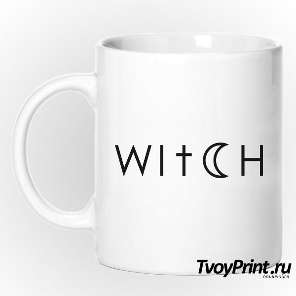 Кружка Witch