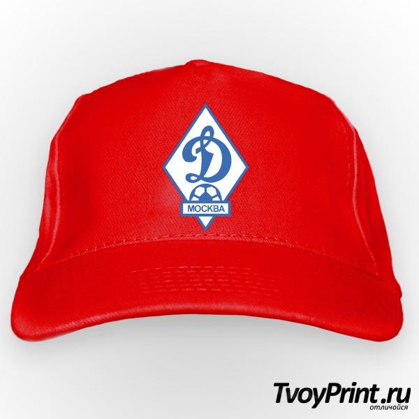 Бейсболка Динамо