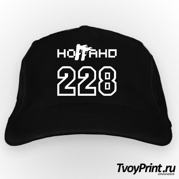 Бейсболка Ноггано 228