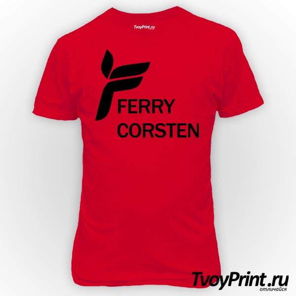 Футболка Ferry Corsten (2)