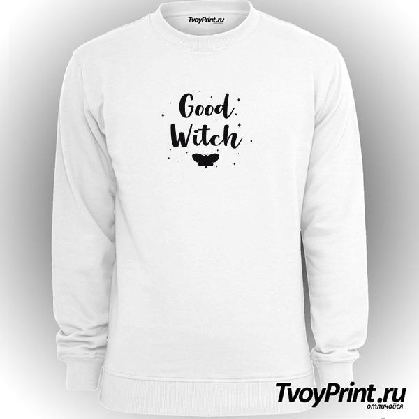 Свитшот Good witch