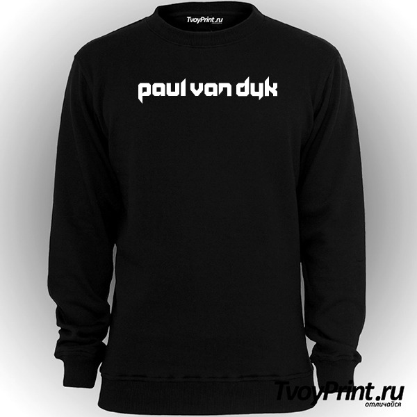 Свитшот Paul Van Dyk (2)