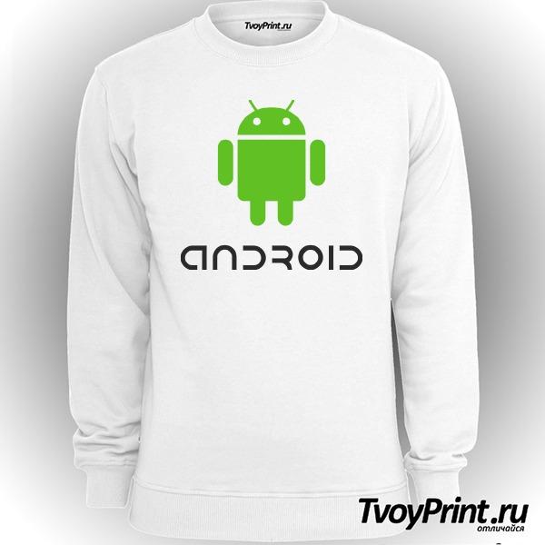 Свитшот Андроид