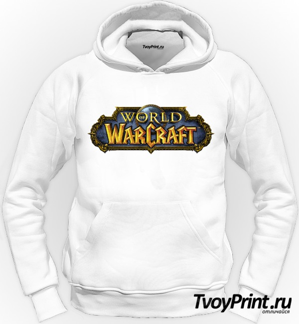 Толстовка World of Warcraft Classic