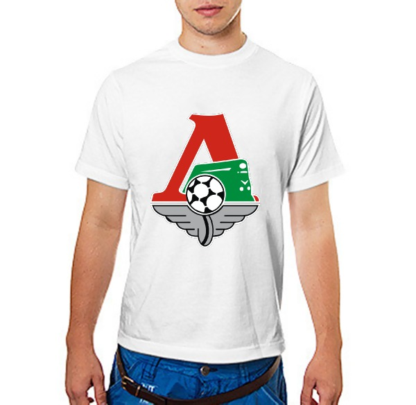 Футболка Локомотив (1)