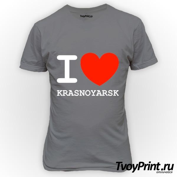 Футболка Красноярск
