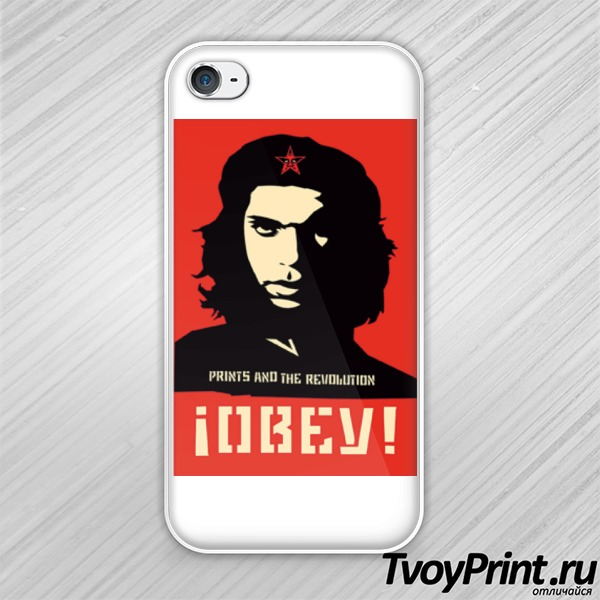 Чехол iPhone 4S Obey Che Guevara