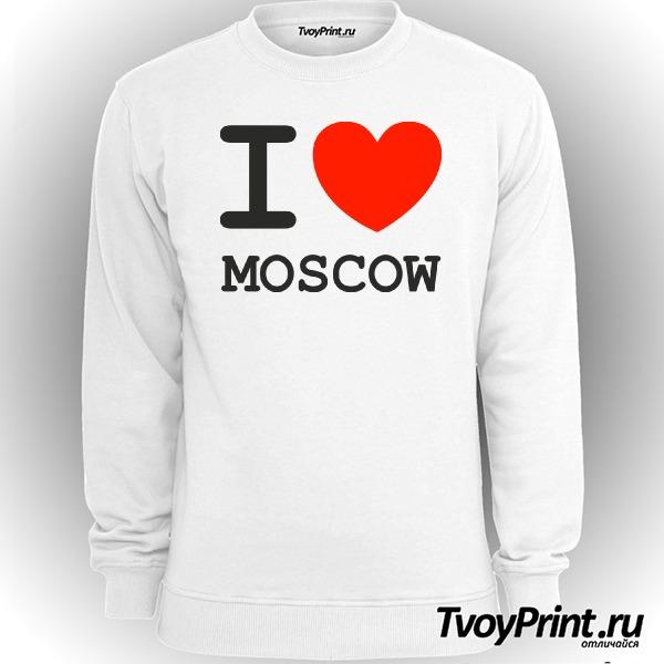 Свитшот Москва