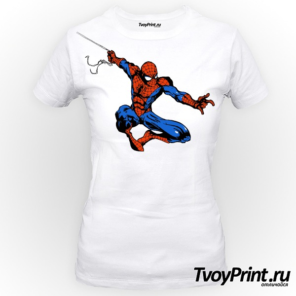 Футболка Spiderman