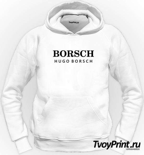 Толстовка Hugo borsch