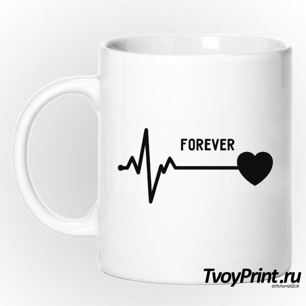 Кружка forever love