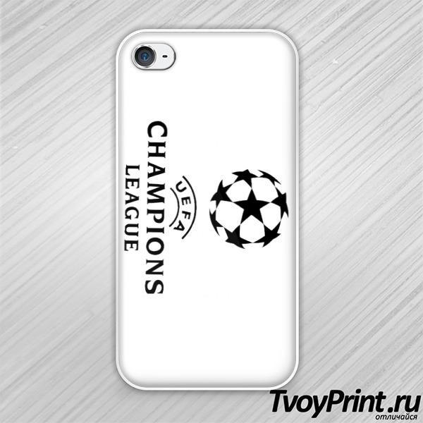Чехол iPhone 4S UEFA