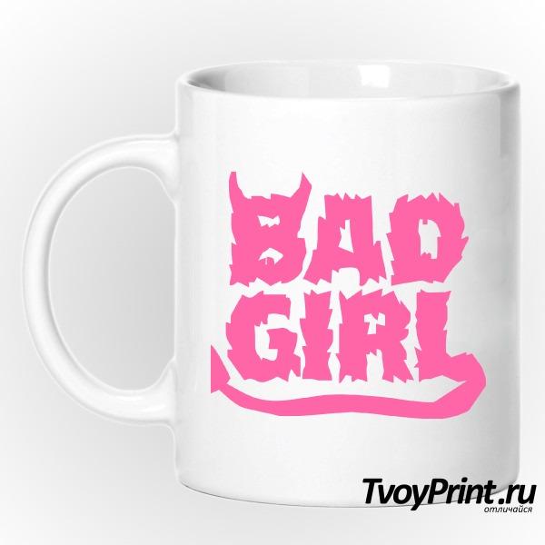 Кружка Bad Girl