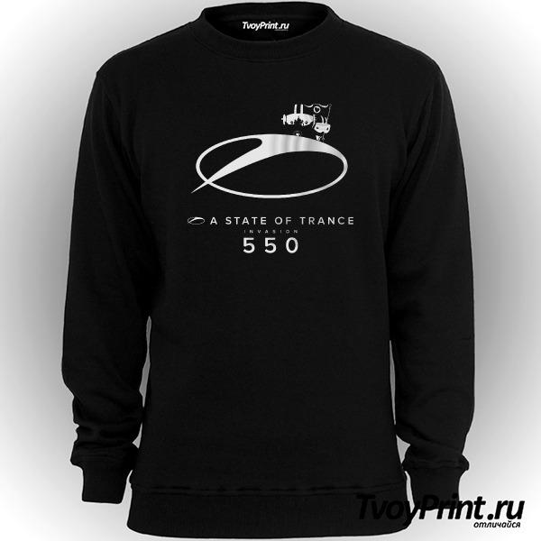 Свитшот Asot 550 серебро