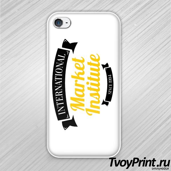 Чехол iPhone 4S Университетская МИР