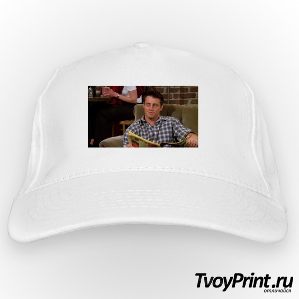 Бейсболка Джоуи Триббиани (2)