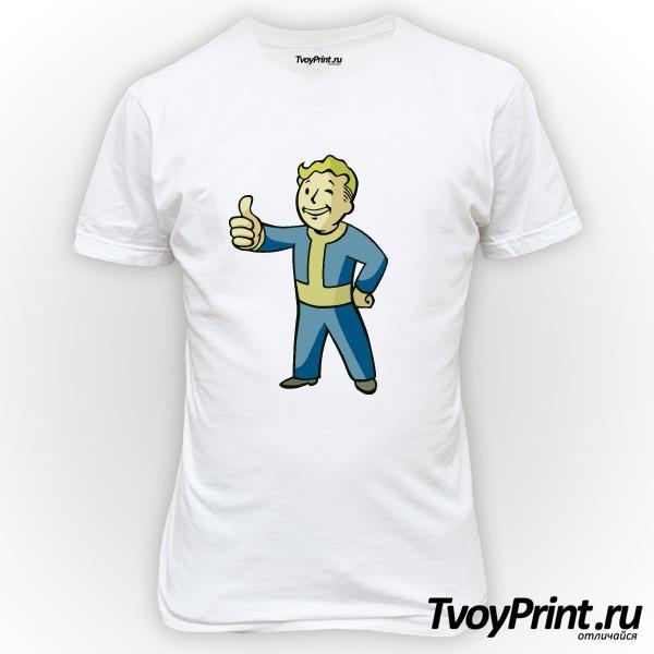 Футболка Fallout PipBoy