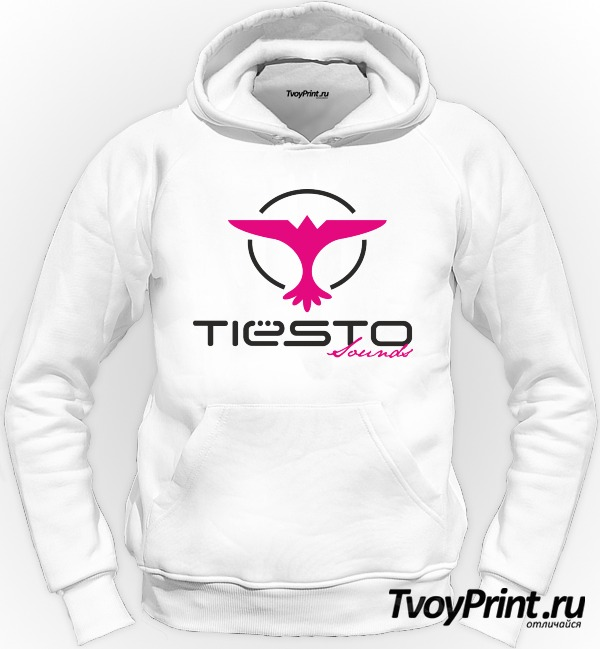 Толстовка Tiesto
