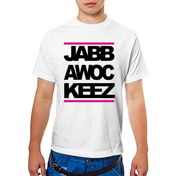 Футболка JabbaWockeeZ