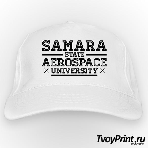 Бейсболка вузов Самары : СГАУ
